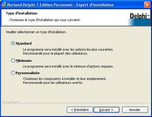installshield pour delphi 7
